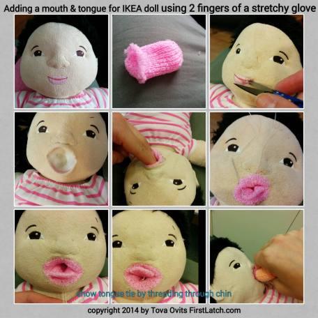 IKEA hack for TT doll