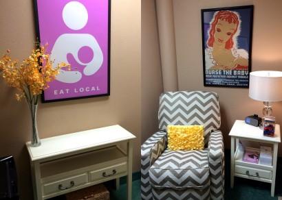 ACES Lactation Room, Peoria, AZ http://austincenters.com/