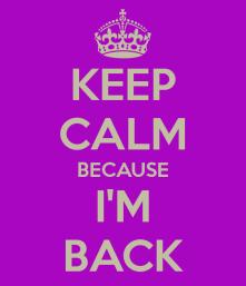 purple im back