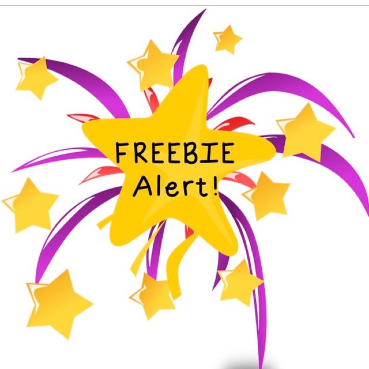 Freebie Alert
